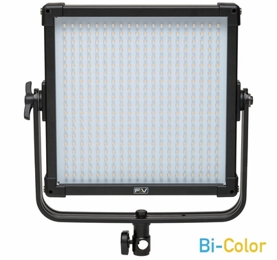 F&V Lighting K4000S SE BiColor 1x1 LED Light V-Mount
