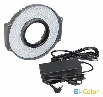 F&V Lighting R-300 SE BiColor LED Ring Light Kit