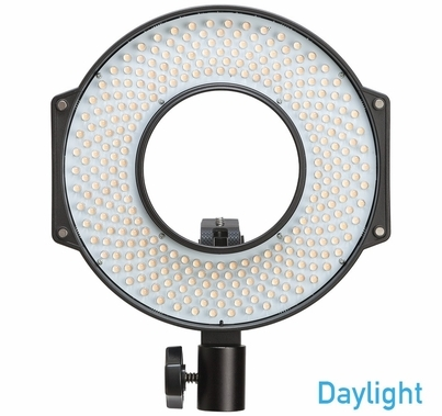 F&V Lighting R300-SE Daylight LED Ring Light w/ L Bracket