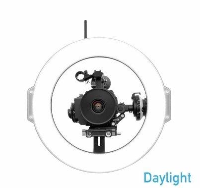 F&V Lighting Z720 UltraColor DayLight LED Ring Light