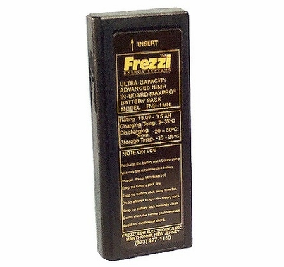 Frezzi NP-1 NIMH Slim Line Camera  /  Light Battery 13.2V,  50WHR