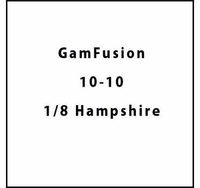 """GAMFUSION 10-10 1/8 Hampshire Diffusion 20""""x24"""" Sheet"""