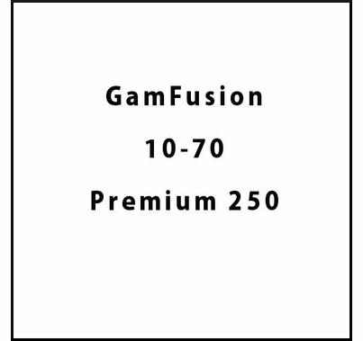 "GAMFUSION 10-70 250 Diffusion 20""x24"" Sheet"