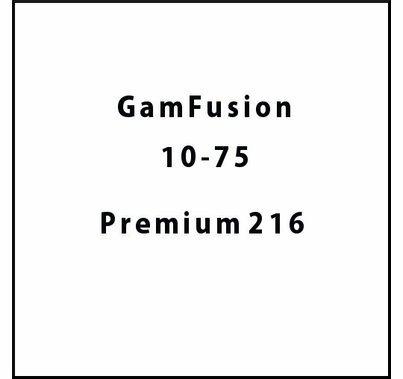 "GAMFUSION 10-75 216 Diffusion 20""x24"" Sheet"