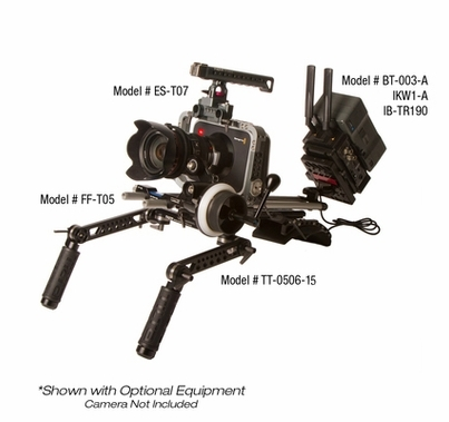 Ikan Tilta 15mm Dovetail Camera Mount System
