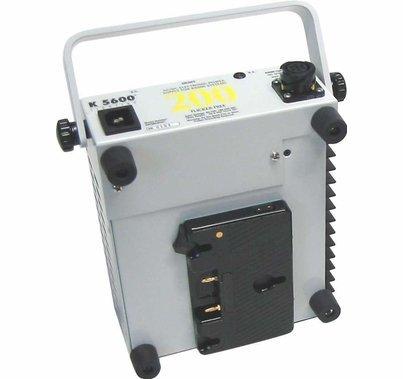K5600 Joker 200 AC/DC Anton Bauer Electronic Power Supply Ballast
