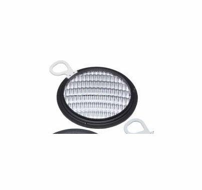 Kobold 200W HMI Par Medium Wide Lens in Frame (white), 713-0720