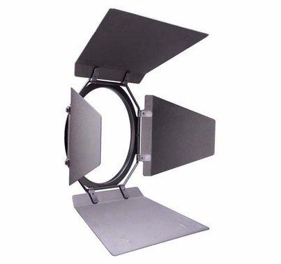 Kobold DW 800 4 Leaf  Barndoor for Par or Open Face