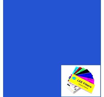 "Lee 201 Full CTB (Blue) Lighting Gel Filter 48""x25ft Roll   LR201"