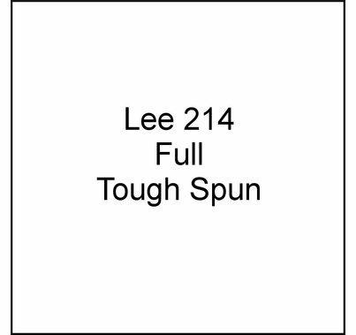 "Lee 214 Full Tough Spun Diffusion Lighting Gel 21""x24"""