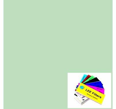 Lee 246  1/4 Plus Green Lighting Gel Sheet  Sheet