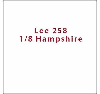 """Lee 258 1/8 Hampshire Frost Lighting Gel 21""""x24"""""""