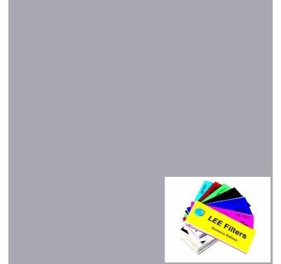 "Lee 298 ND.15 Neutral Density (1/2 Stop) Gel Filter Sheet 21""x24"""