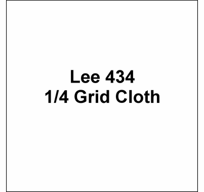 "Lee 434 Quarter Grid Cloth Diffusion Roll 54""x25'"
