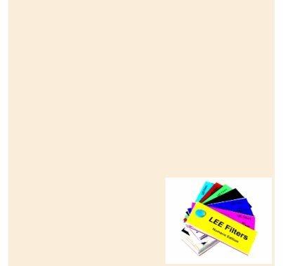 "Lee 443 Quarter CTS Straw Lighting Gel Roll 48""x25'"