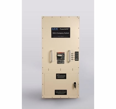 Lex Company Switch 100A  5 Wire Type 1 Indoor Electrical Disconnect