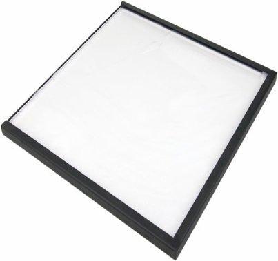 """LitePad Axiom 12""""x12"""" Tungsten  3600K LED Light w/120V Pwr Supply"""