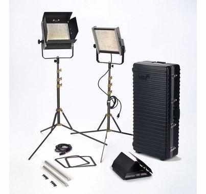 Lowel Prime Location LED 2 Light Kit - DAYLIGHT - ANTON BAUER