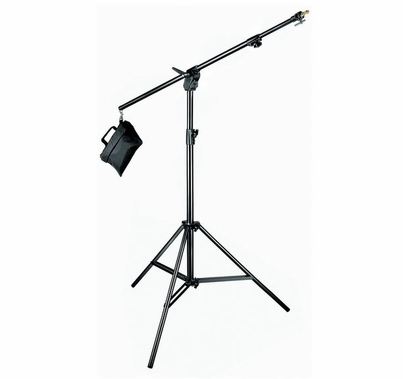 Manfrotto Black Combi-Boom Stand w/ sand bag 420B