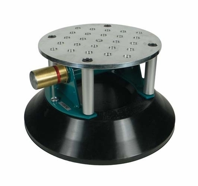 """Matthews 10"""" Suction Cup with Cheese Plate"""
