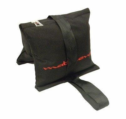 Matthews 15lb Sandbag Black Cordura - Filled