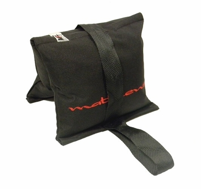 Matthews 5 lb Sandbag Black Cordura - Filled