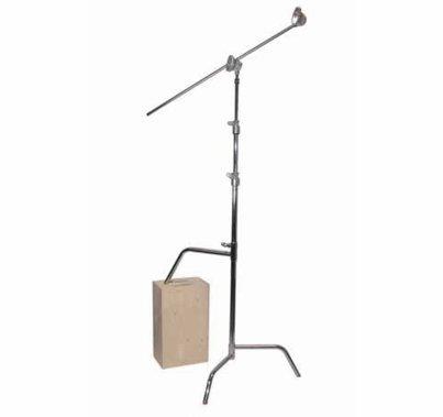 Matthews C Stand / Grip Stand 40 inch Folding Base w/Head & Arm