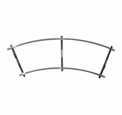 Matthews Curved Dolly Track Heavy Wall 20ft Diameter 397050
