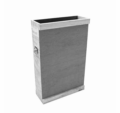 Matthews Grip 18x24 Scrim Flag Wood Box 179541