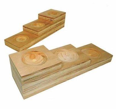 Matthews Stair Blocks Set of (2) 279549