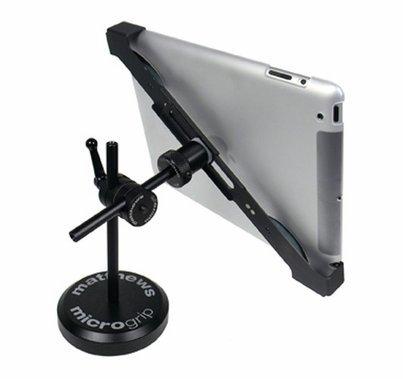 Matthews Universal Tablet iPad Mount Desk Kit, MUT, 350622
