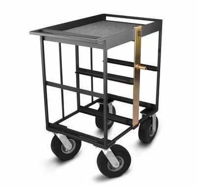 Modern Studio Equipment Milk Crate Grip Cart