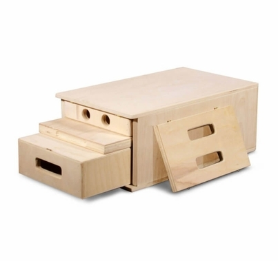 Modern Studio Nesting Apple Box Set, 063-1000