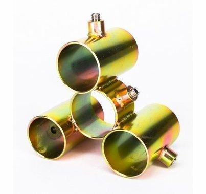 "Modern Studio Pipe Mini Truss Bracket for 1 1/4"" Pipe  013-2470"