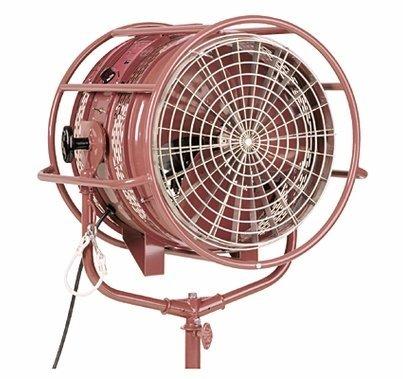 """Mole Fan 18"""" DMX  Wind Machine Universal Voltage 6971"""