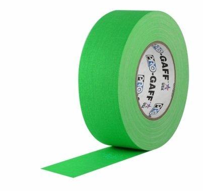 Pro-Gaff Chroma Key Green Screen Gaffers Tape
