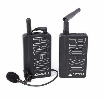 Pro XD Digital Wireless Lav Mic System