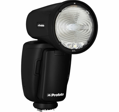 Profoto A1 On Camera Flash Studio Light - Air TTL Canon