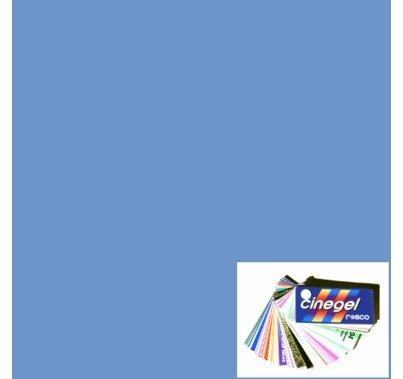 Rosco 1/4 CTB Blue Sheet 3208