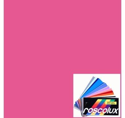 "Rosco 192 Flesh Pink Lighting Gel Sheet 21""x24"""
