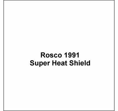 "Rosco 1991 Super Heat Shield Lighting Gel Roll 48""x25ft"