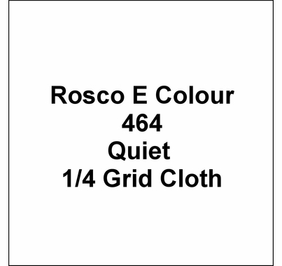 "Rosco 464 Quiet Quarter Grid Cloth Diffusion Lighting Gel Roll 60""x20ft"