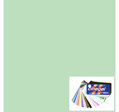 "Rosco Cinegel 3316 1/4 Tough PlusGreen Filter Roll 48""x25ft."