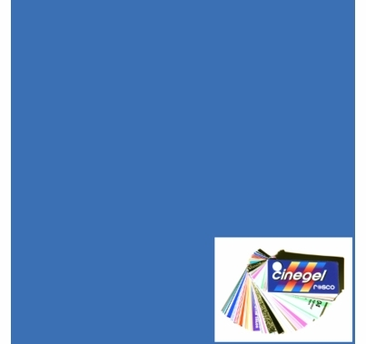 Rosco Half Blue 1/2 CTB  Sheet 3204