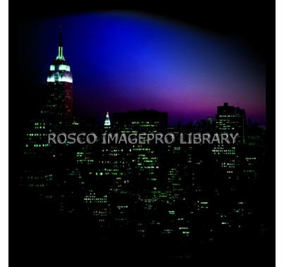 Rosco iPro Slide New York Skyline P4850