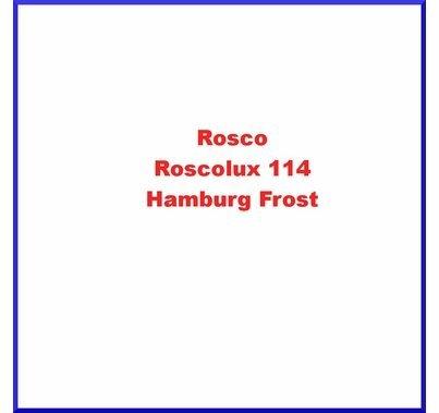"Rosco Roscolux 114 Hamburg Frost Diffusion Gel Sheet 20""x24"""