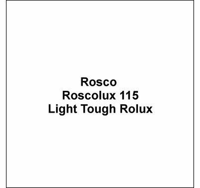 "Rosco Roscolux 115 Light Tough Rolux Lighting Gel Sheet 20""x24"""