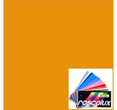 Rosco Roscolux 2002 Storaro Orange Gel Roll