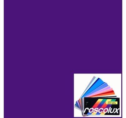 Rosco Roscolux 2009 Storaro Violet Gel Roll