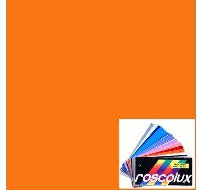 Rosco Roscolux 21 Golden Amber Gel Filter Sheet
